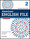 American English File 2 Second Edition