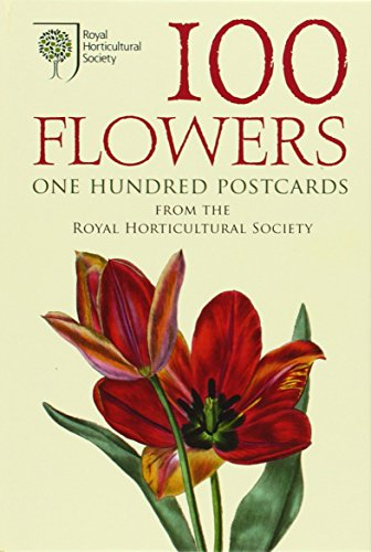 100 Flowers, One Hundred Postcards: From the Royal Horticultural Society